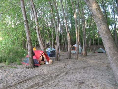 illlinois campgrounds
