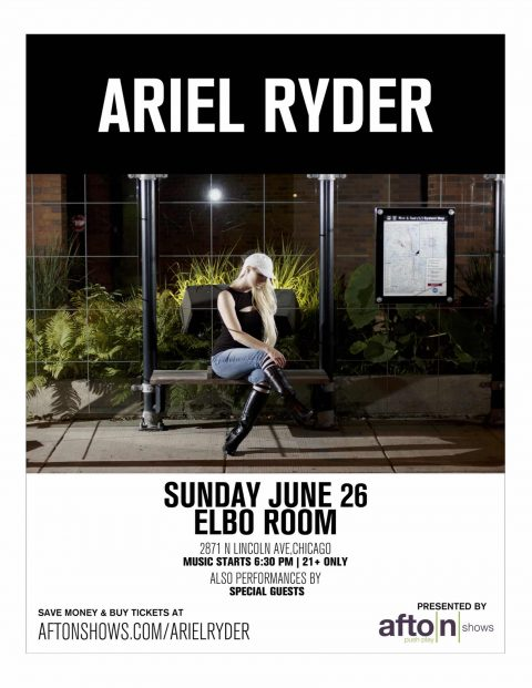 Ariel_Ryder_Elbo_Room_June_26_2016_Flyer