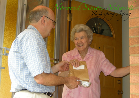 Chicago Hot, nutritious home-delivered meals for seniors!