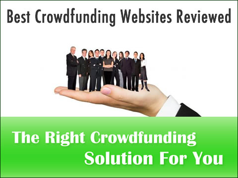 Best Crowdfunding Websites Reviewed, CrowdFunding Website Reviews