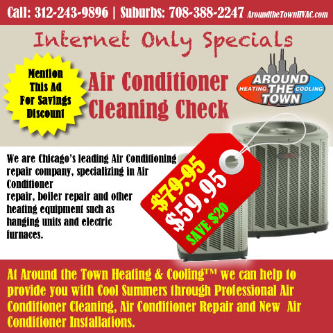 Chicago Air Conditioning Repair