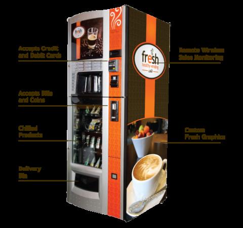vendingcafe-specs