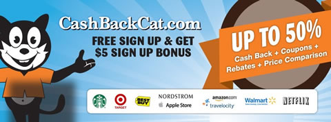 Cash Back Cat