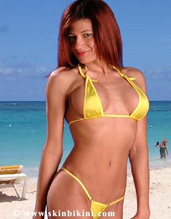 micro bikini, see-thru bikini, sexy bikini